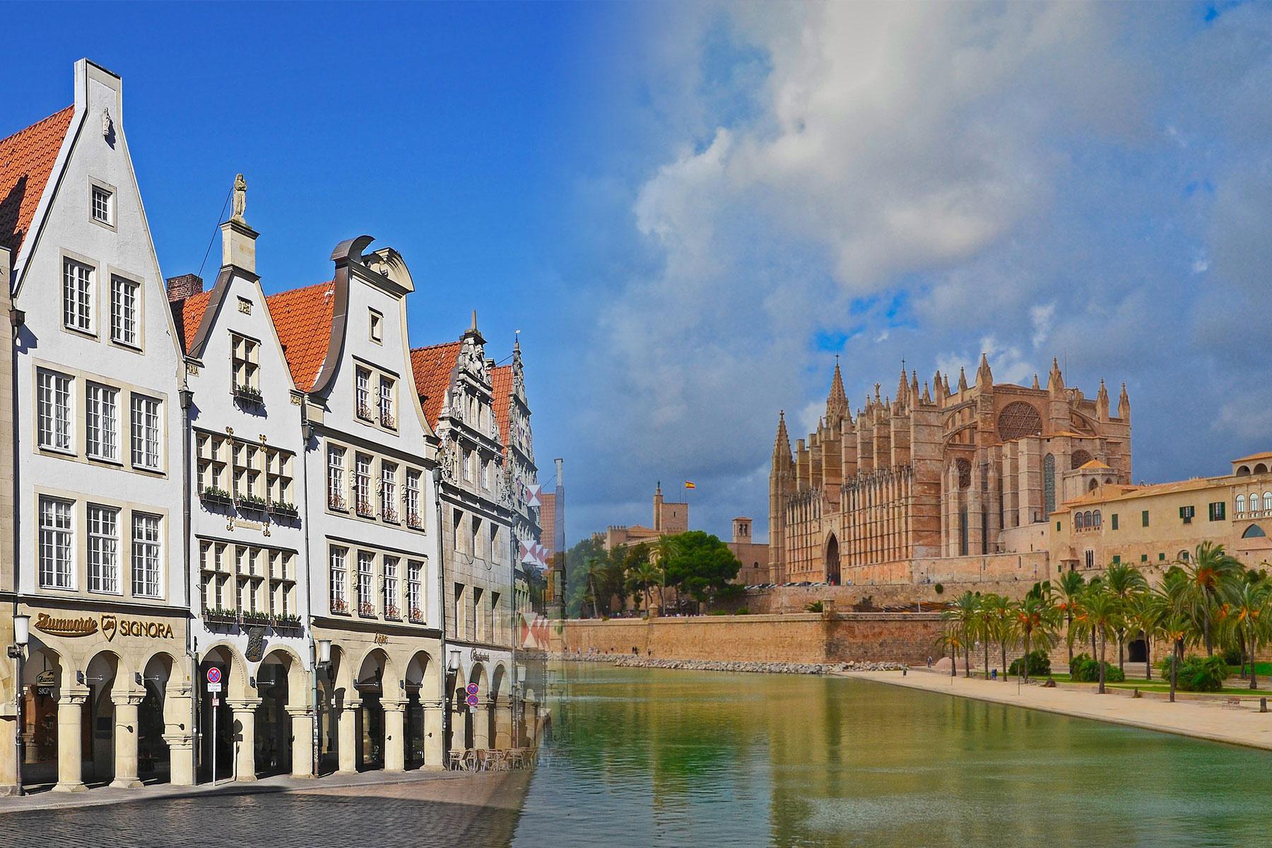 Münster im Blut. Mallorca im Herzen.